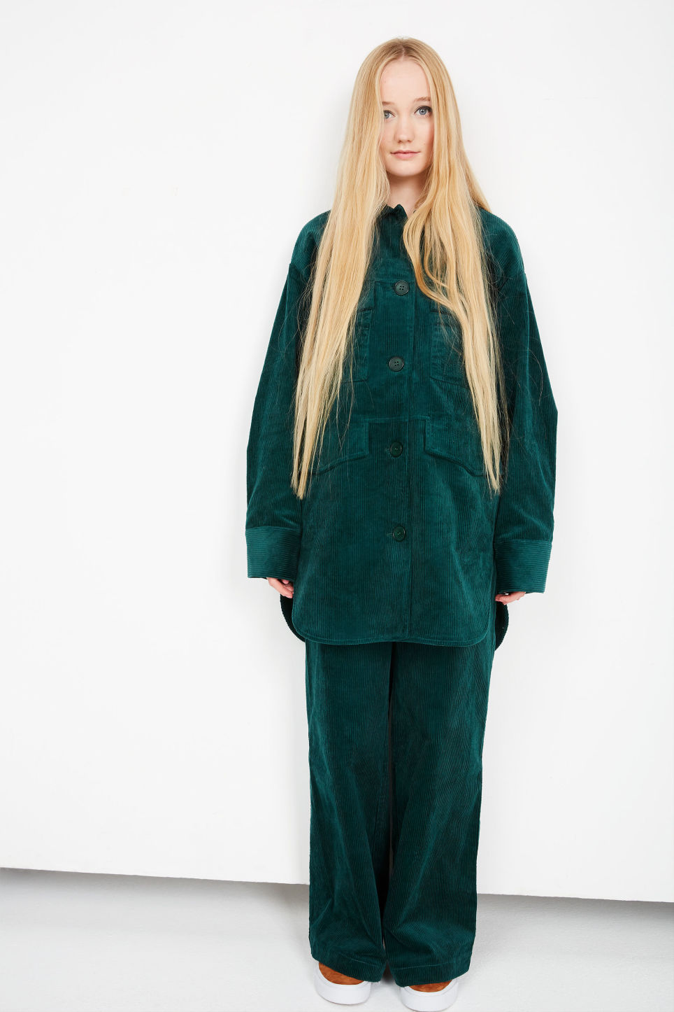 Detailed image of Monki  in green