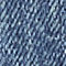 Fabric Swatch image of Monki kimomo love life in blue