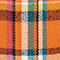 Fabric Swatch image of Monki cosy scarf in orange