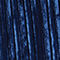 Fabric Swatch image of Monki velvet pleated trousers in blue