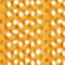 Fabric Swatch image of Monki sleek ribbed socks in orange