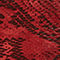 Fabric Swatch image of Monki red dragon case in red