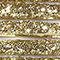 Fabric Swatch image of Monki glitter hair pins in gold