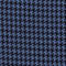 Fabric Swatch image of Monki dressy tapered trousers in blue