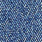 Fabric Swatch image of Monki denim dress in blue