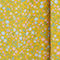 Fabric Swatch image of Monki pleated midi skirt in yellow
