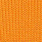 Fabric Swatch image of Monki puffed sleeve sweater in orange