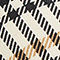 Fabric Swatch image of Monki lace-up sneakers in beige