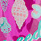 Fabric Swatch image of Monki  in pink
