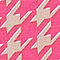 Fabric Swatch image of Monki long-sleeved turtleneck in pink