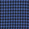 Fabric Swatch image of Monki long-sleeved turtleneck in blue