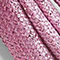 Fabric Swatch image of Monki monki shoe laces in pink