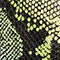 Fabric Swatch image of Monki zip purse in black