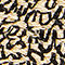 Fabric Swatch image of Monki iron-on patches in black