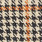 Fabric Swatch image of Monki baker boy hat in brown