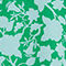 Fabric Swatch image of Monki wrap front skirt in green