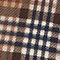 Fabric Swatch image of Monki plaid tights in beige