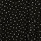 Fabric Swatch image of Monki buttoned wrap dress in black