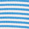 Fabric Swatch image of Monki scoop neck top in blue