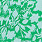 Fabric Swatch image of Monki dressy wrap dress in green