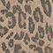 Fabric Swatch image of Monki taiki leopard jeans in beige