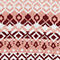 Fabric Swatch image of Monki  in red