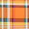 Fabric Swatch image of Monki high waist mini skirt in orange