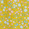 Fabric Swatch image of Monki button-up v-neck dress in yellow