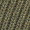 Fabric Swatch image of Monki ribbed beanie in green